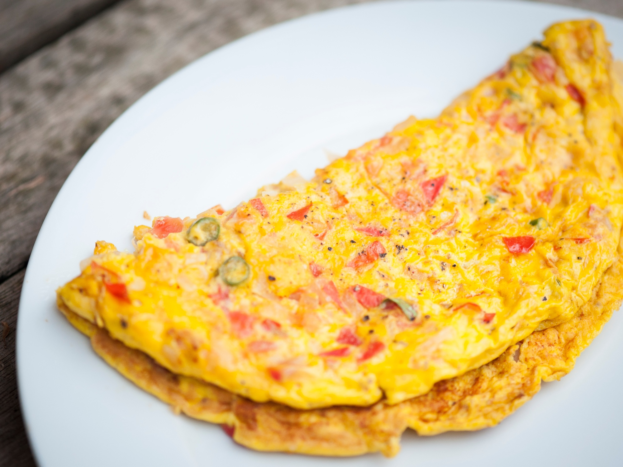 Sri Lankan Omelette Recipe Style In Sri Lanka