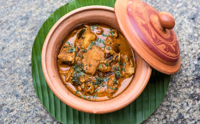 Sri Lankan Chicken Curry Recipe by Galle Fort Hotel