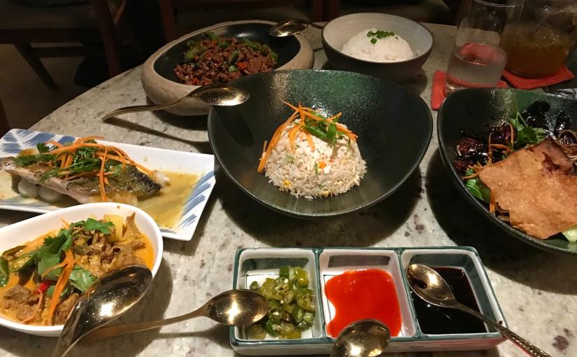 Monsoon Restaurant Review- Colombo, SriLanka